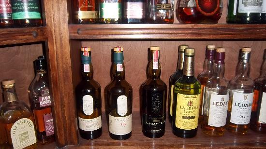 Freakin' Frog / Whisky Attic: whiskey attic