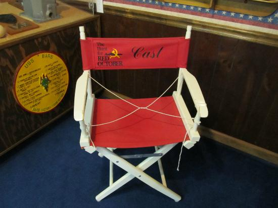 Chair from the movie