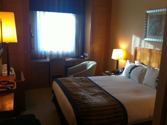 Holiday Inn - Citystars: very small room but comfy bed