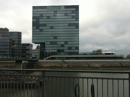 Hyatt Regency Dusseldorf: Hotel