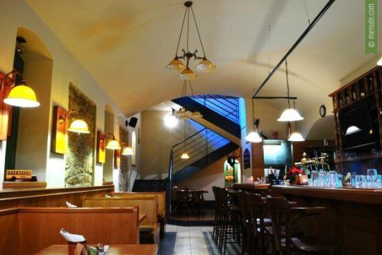 Palavska: Restaurant Sklepeni