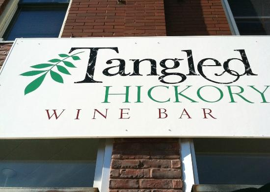 ‪‪Tangled Hickory Wine Bar‬: Tangled Hickory
