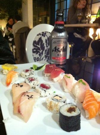 Kaoru: sushi