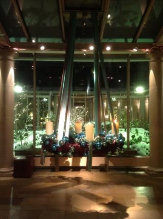 DORMERO Hotel Berlin Ku'damm: Entrance to Orangerie breakfast area