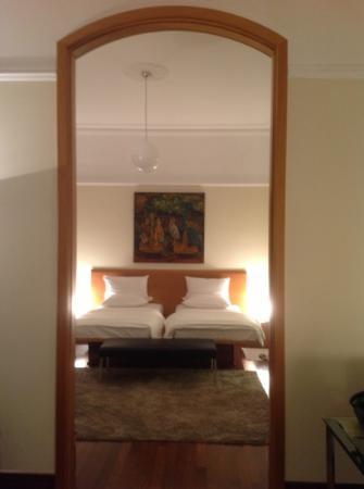 DORMERO Hotel Berlin Ku'damm: Obern sleeping area