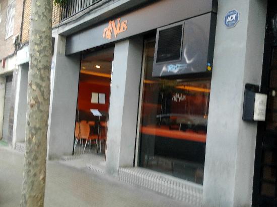 Esplugues de Llobregat, Spain: Entrada.