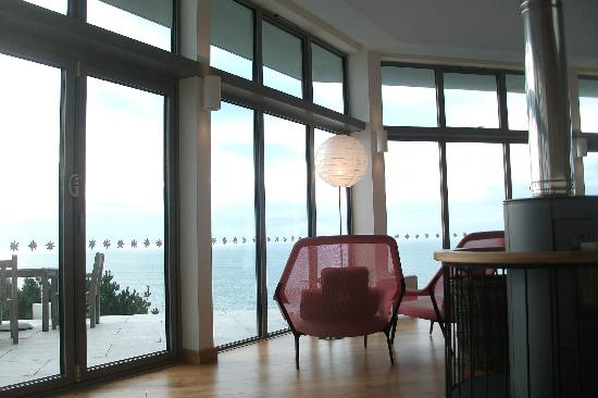 Polurrian Bay Hotel : vista lounge