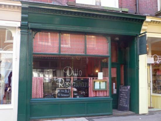 Ditto Restaurant, Whitby