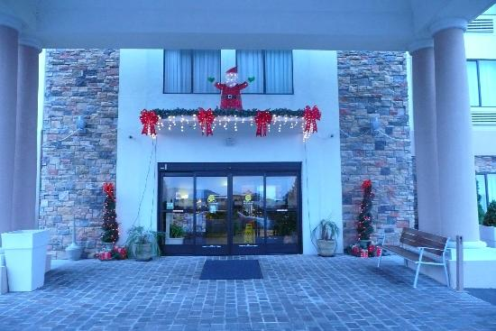 Holiday Inn Express Hotel & Suites Kingsport-Meadowview I-26: Hotel Entrance