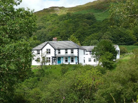 Plas Curig Hostel : Nestled in the countryside