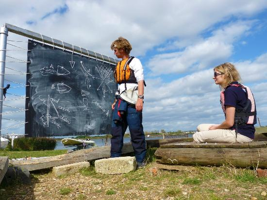 Hengistbury Head Outdoor Education Centre: We provide excellent training