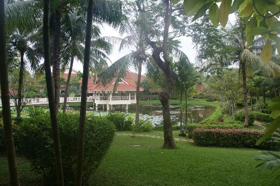 Sofitel Angkor Phokeethra Golf and Spa Resort: View from Room