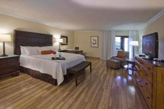 Shula's Hotel & Golf Club: Newly Renovated Junior Suite Accommodations