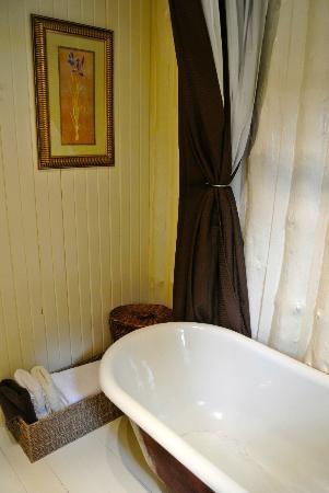 Domaine McCormick : Salle de bain