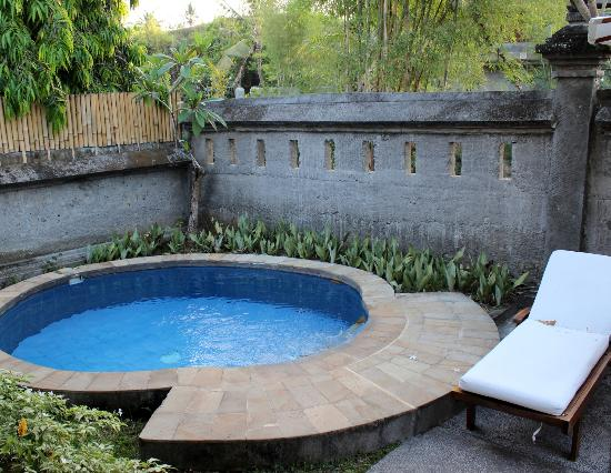 Merveilleux Santi Mandala: Private Plunge Pool Hidden From Curious Eyes By A High Stone  Wall