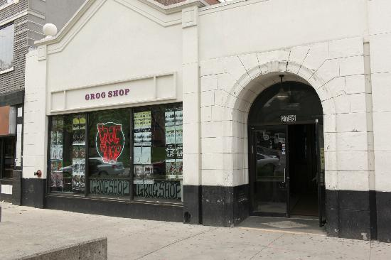 Photo of Music Venue Grog Shop at 2785 Euclid Heights Blvd, Cleveland, OH 44106, United States