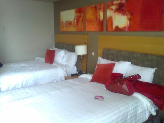 Hotel Camino Real Santa Fe Mexico: habitacion