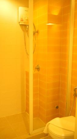 بوداكو: shower 