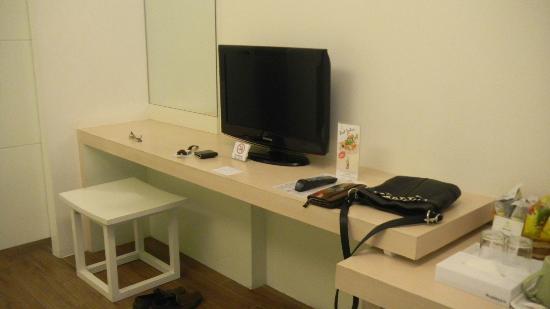 Budacco: tv area