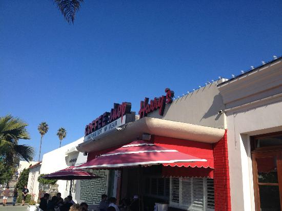 Harry's Coffee Shop: Harry's Cafe - Classic La Jolla