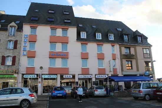 Hotel Le Goelo: hotel le Goëlo