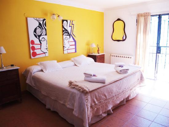 Hotel Boutique Tampu: Habitación Doble Matrimonial superior