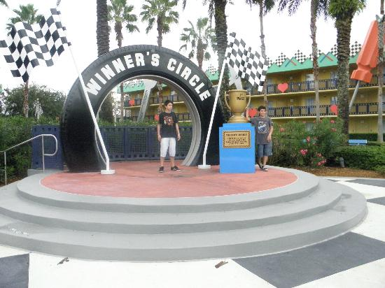 Disney's All-Star Movies Resort: parque