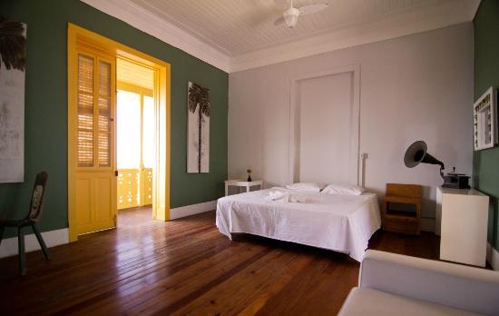 Terra Brasilis Hostel: Master suite