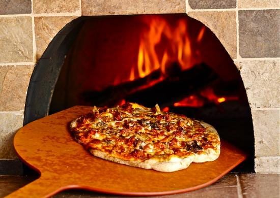 Wood-fired Pizza Terrace Photo