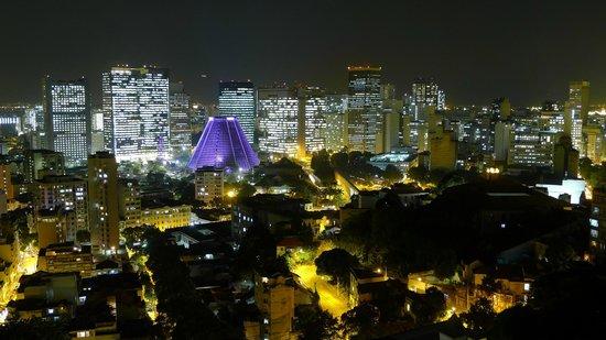 Terra Brasilis Hostel: Terra Brasilis View