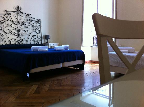 Borghese Executive Suite: CAMERA TRIPLA