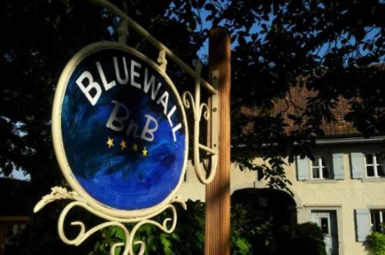 Blue Wall Bed & Breakfast: Blue Wall BnB