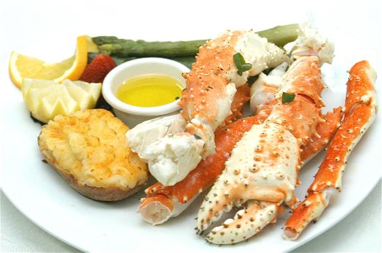 Alaskan King Crab Legs Picture Of Chestnut Hill Restaurant Myrtle