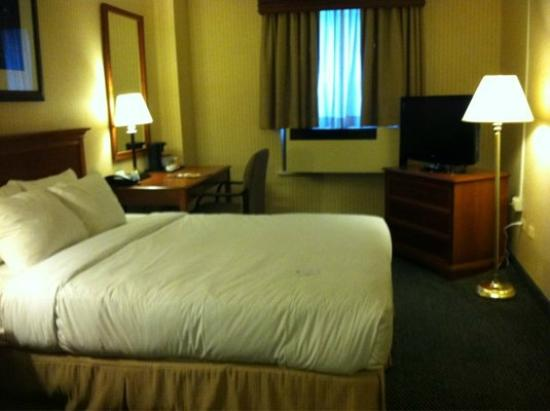 Inn of Chicago: Room on 9th floor