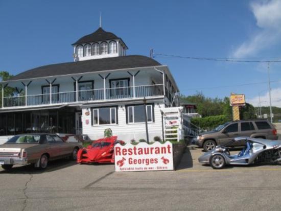 Restaurant Georges Photo