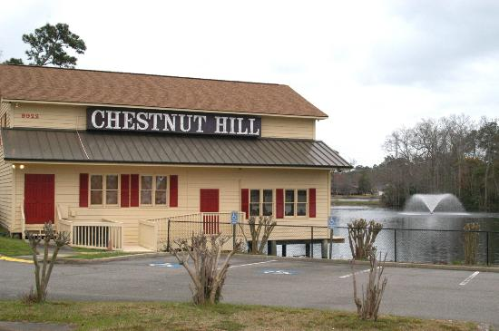 Chestnut Hill Restaurant Myrtle Beach Menu Prices