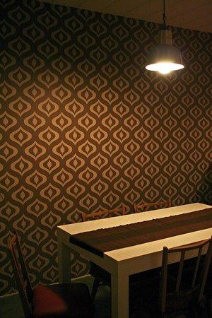 06 Soho Suites: cozinha pela noite : )