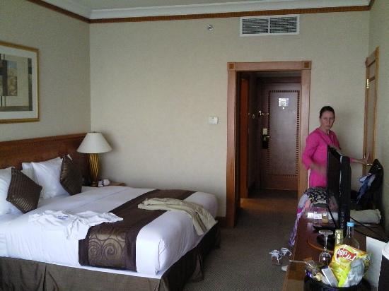 Hilton Sharjah : Room