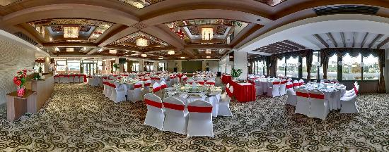 Huatian Chinagora Hotel : Salle de réception privatisable