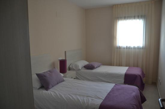 Pierre & Vacances: dormitorio