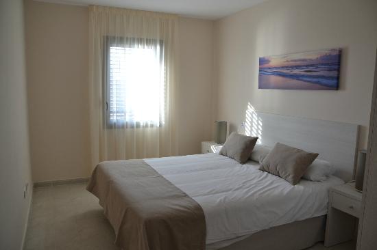 Pierre & Vacances: dormitorio matrimonio