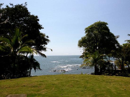 Hotel Santa Catalina Panama: Playa