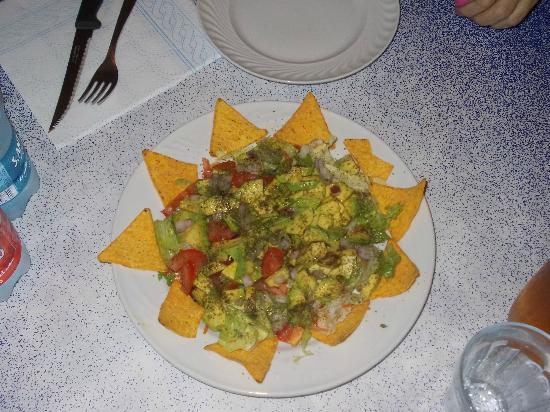 Sabor Tropical: insalata guasacaca