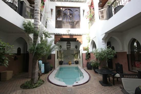 Angsana Riads Collection Morocco: courtyard