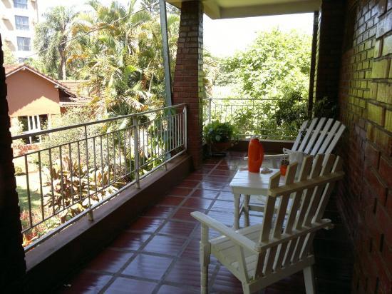 Marcopolo Inn Iguazu : Entrada a la habitación