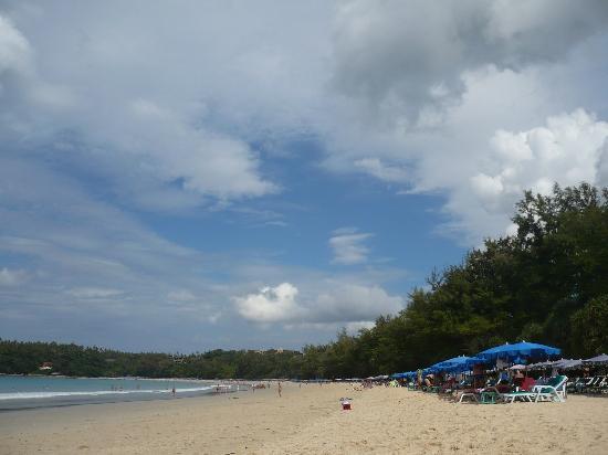 Phuket Kata Resort: la spiaggia