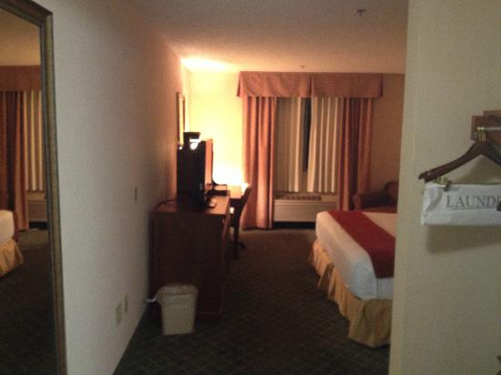 Holiday Inn Express & Suites Ex I-71/ Oh. State Fair/Expo Center : Hall View