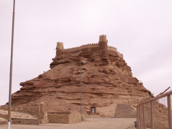 Sakaka, Arábia Saudita: Za'abal Castle