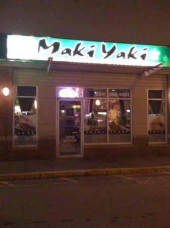 Maki Yaki