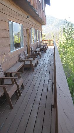 Shadowcliff Lodge: The best views in Grand Lake